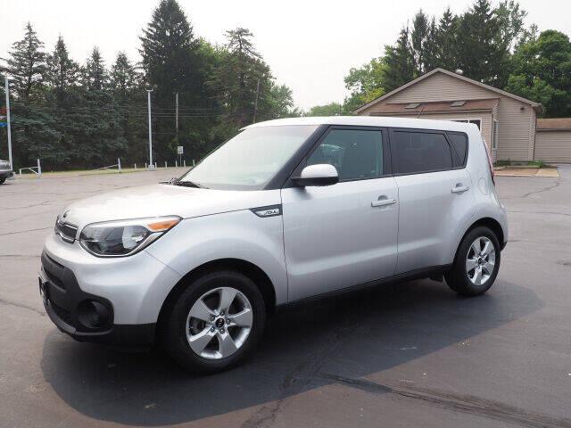 2018 Kia Soul for sale at Patriot Motors in Cortland OH