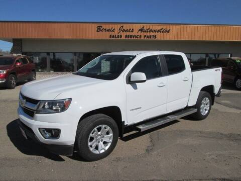 2018 Chevrolet Colorado for sale at Bernie Jones Auto in Cambridge NE