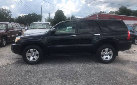 2007 Toyota 4Runner for sale at VAUGHN'S USED CARS in Guin AL