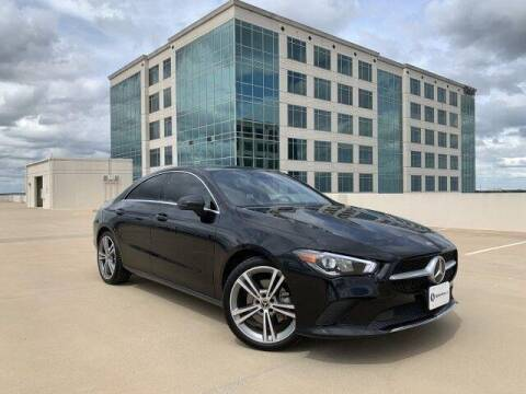 2020 Mercedes-Benz CLA for sale at SIGNATURE Sales & Consignment in Austin TX