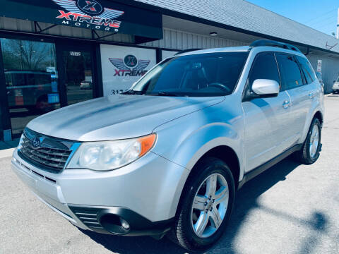 2009 Subaru Forester for sale at Xtreme Motors Inc. in Indianapolis IN