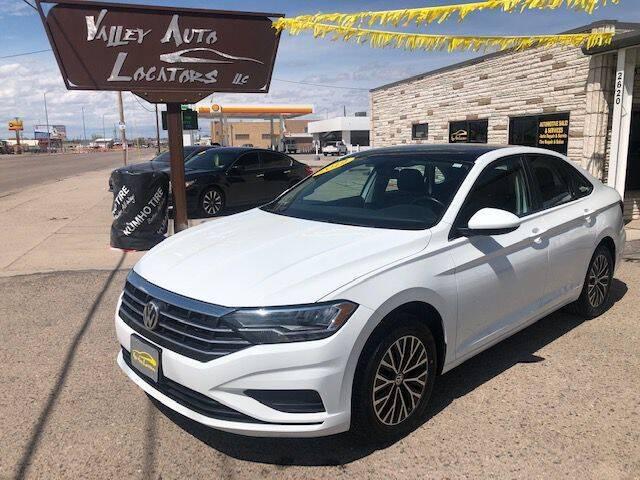2019 Volkswagen Jetta for sale at Valley Auto Locators in Gering NE
