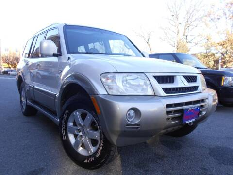 2005 Mitsubishi Montero for sale at H & R Auto in Arlington VA