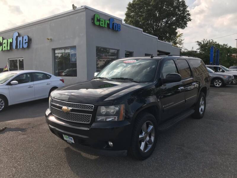 2008 Chevrolet Suburban for sale at Car One in Essex MD