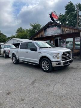 2017 Ford F-150 for sale at LEE AUTO SALES in McAlester OK