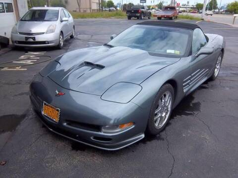 2004 Chevrolet Corvette for sale at Brian's Sales and Service in Rochester NY