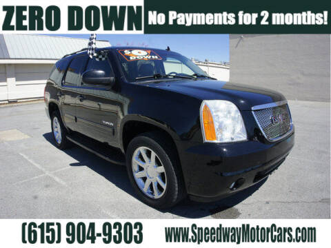 2012 GMC Yukon for sale at Speedway Motors in Murfreesboro TN