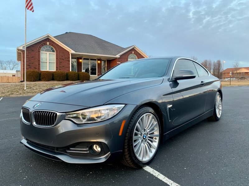 2014 BMW 4 Series for sale at HillView Motors in Shepherdsville KY