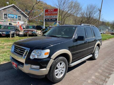 2010 Ford Explorer for sale at Korz Auto Farm in Kansas City KS