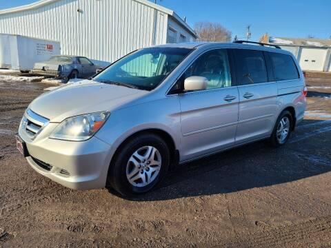 2005 Honda Odyssey for sale at BROTHERS AUTO SALES in Eagle Grove IA