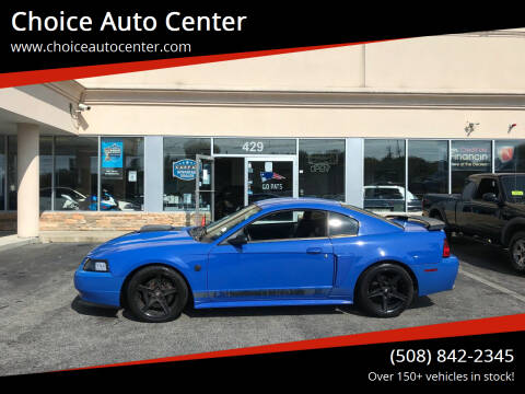 2004 Ford Mustang for sale at Choice Auto Center in Shrewsbury MA