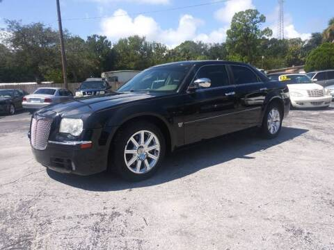 2007 Chrysler 300 for sale at AutoVenture Sales And Rentals in Holly Hill FL