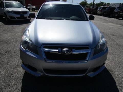 2014 Subaru Legacy for sale at DERIK HARE in Milton FL