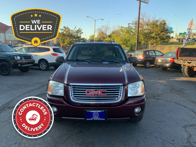 2007 GMC Envoy for sale at E H Motors LLC in Milwaukee WI