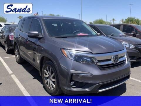 2019 Honda Pilot for sale at Sands Chevrolet in Surprise AZ