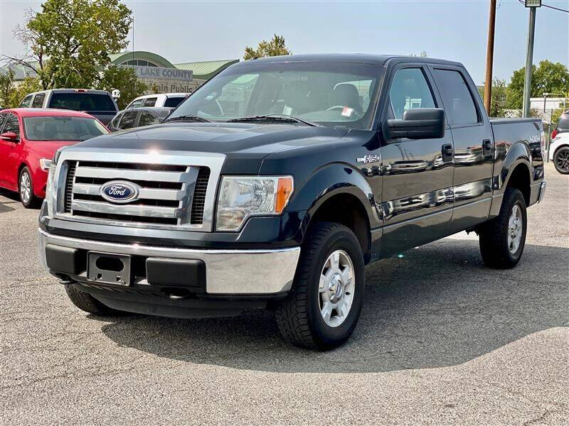 2012 Ford F-150 for sale at Central Auto in South Salt Lake UT