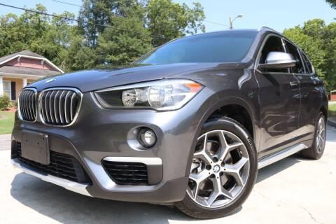 2018 BMW X1 for sale at E-Z Auto Finance in Marietta GA