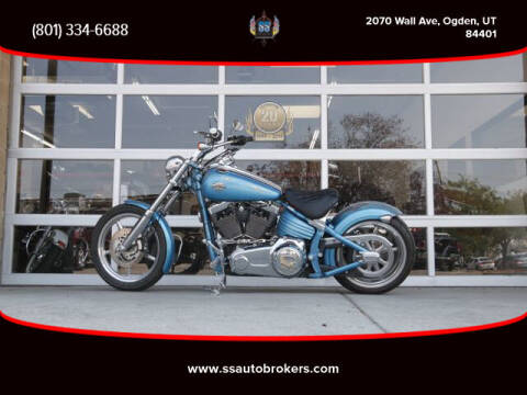 2011 Harley-Davidson FXCWC Softail Rocker C for sale at S S Auto Brokers in Ogden UT