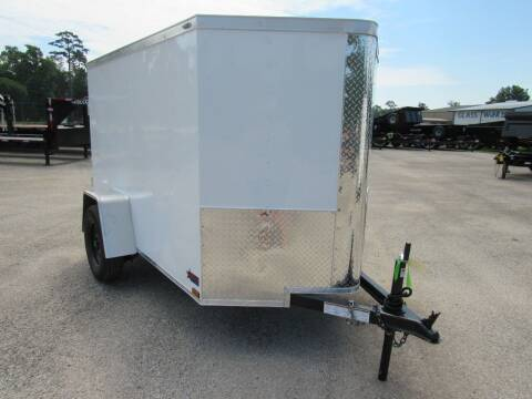 2021 Big Chief 5' X 8' Single Axle for sale at Montgomery Trailer Sales - Big Chief in Conroe TX