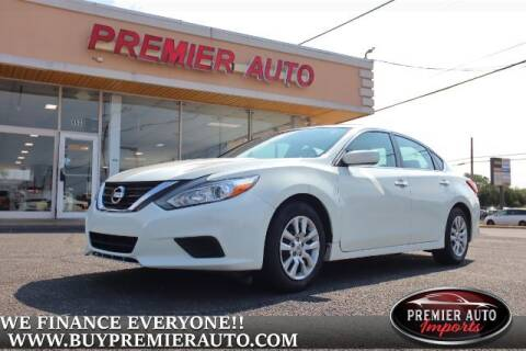 2017 Nissan Altima for sale at PREMIER AUTO IMPORTS - Temple Hills Location in Temple Hills MD