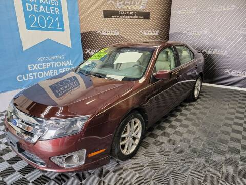2012 Ford Fusion for sale at X Drive Auto Sales Inc. in Dearborn Heights MI