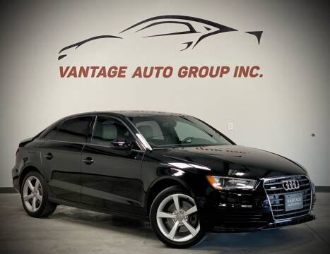 2015 Audi A3 for sale at Vantage Auto Group Inc in Fresno CA