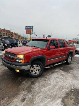 2006 Chevrolet Avalanche for sale at Big Bills in Milwaukee WI