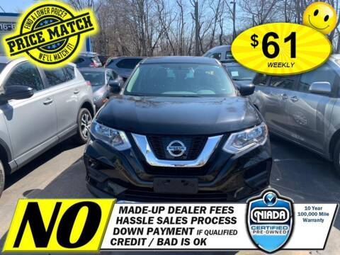 2017 Nissan Rogue for sale at AUTOFYND in Elmont NY