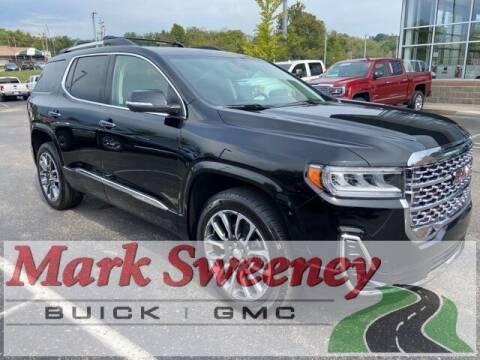 2020 GMC Acadia for sale at Mark Sweeney Buick GMC in Cincinnati OH