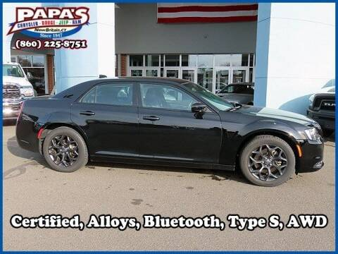 2019 Chrysler 300 for sale at Papas Chrysler Dodge Jeep Ram in New Britain CT