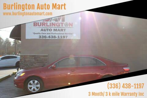 2009 Toyota Camry for sale at Burlington Auto Mart in Burlington NC