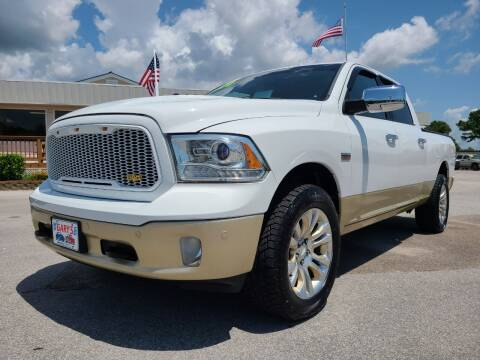 2014 RAM Ram Pickup 1500 for sale at Gary's Auto Sales in Sneads Ferry NC