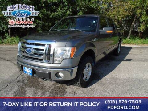2011 Ford F-150 for sale at Fort Dodge Ford Lincoln Toyota in Fort Dodge IA