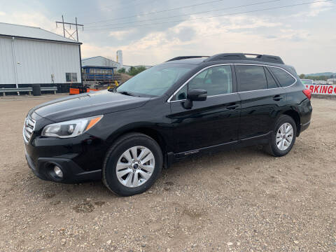 2016 Subaru Outback for sale at TRUCK & AUTO SALVAGE in Valley City ND