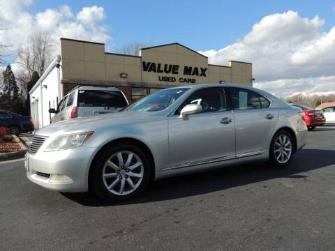 2008 Lexus LS 460 for sale at ValueMax Used Cars in Greenville NC