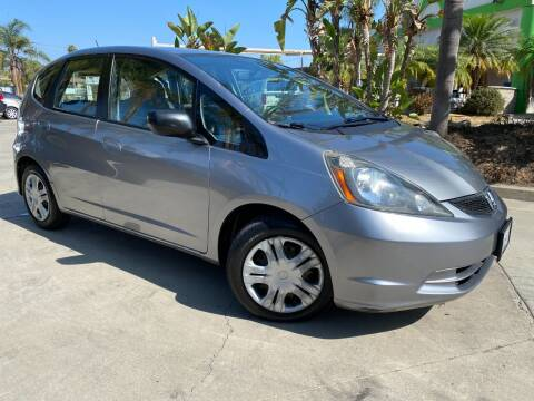 2010 Honda Fit for sale at Luxury Auto Lounge in Costa Mesa CA