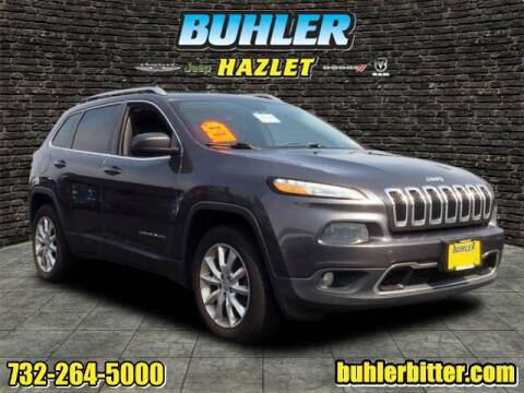 2014 Jeep Cherokee for sale at Buhler and Bitter Chrysler Jeep in Hazlet NJ
