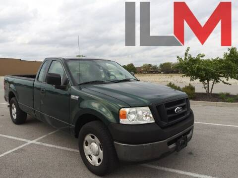 2007 Ford F-150 for sale at INDY LUXURY MOTORSPORTS in Fishers IN