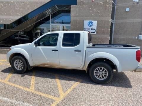 2019 Nissan Frontier for sale at Camelback Volkswagen Subaru in Phoenix AZ