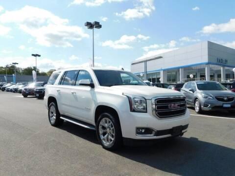 2015 GMC Yukon for sale at Radley Cadillac in Fredericksburg VA