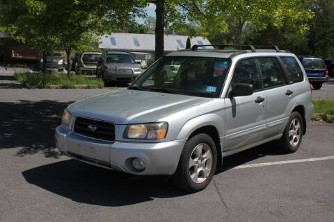 2003 Subaru Forester for sale at Auto Bahn Motors in Winchester VA