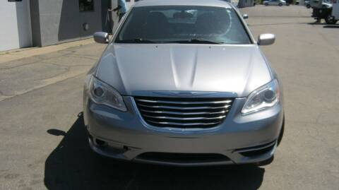 2013 Chrysler 200 for sale at SOUTHERN AUTO GROUP, LLC in Grand Rapids MI