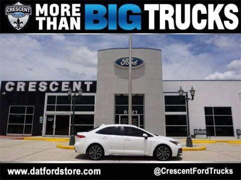 2020 Toyota Corolla for sale at Crescent Ford in Harahan LA