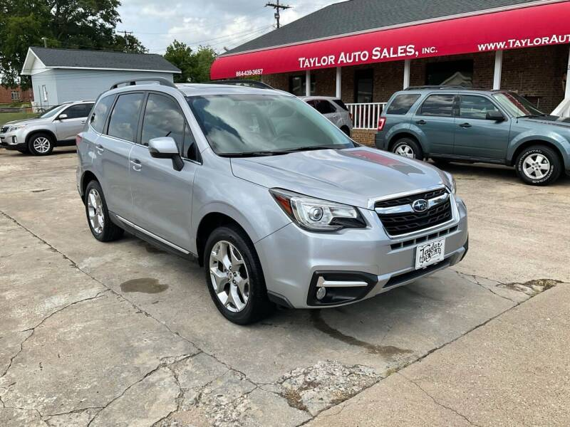 2017 Subaru Forester for sale at Taylor Auto Sales Inc in Lyman SC