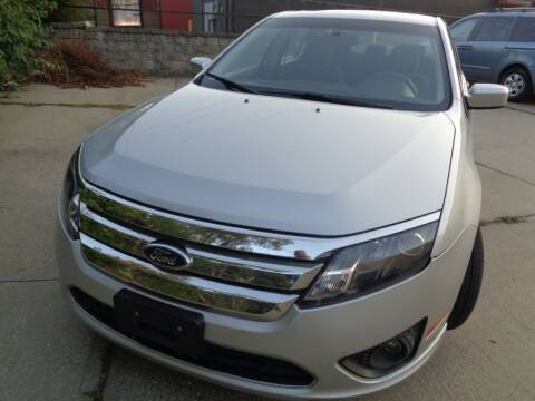 2010 Ford Fusion for sale at Royal Auto Sales KC in Kansas City MO