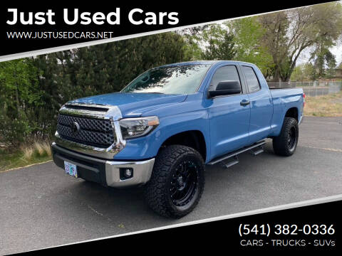 2021 Toyota Tundra for sale at Just Used Cars in Bend OR
