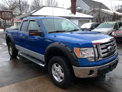 2010 Ford F-150 for sale at James Motor Cars in Hartford CT