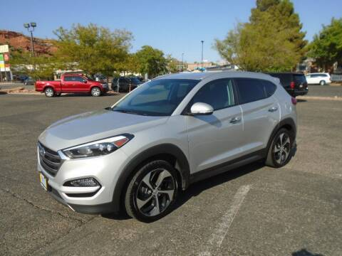 2016 Hyundai Tucson for sale at Team D Auto Sales in Saint George UT