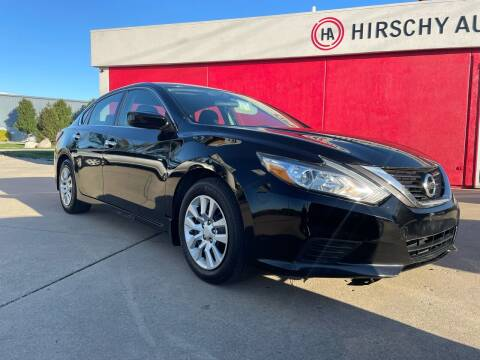 2016 Nissan Altima for sale at Hirschy Automotive in Fort Wayne IN