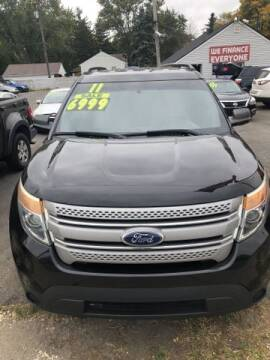 2011 Ford Explorer for sale at Al's Linc Merc Inc. in Garden City MI